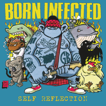 IGN305 Born Infected - Self Reflection