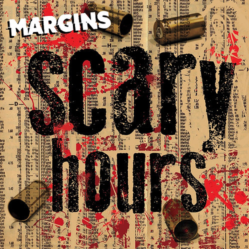 Scary Hours – Margins  CD