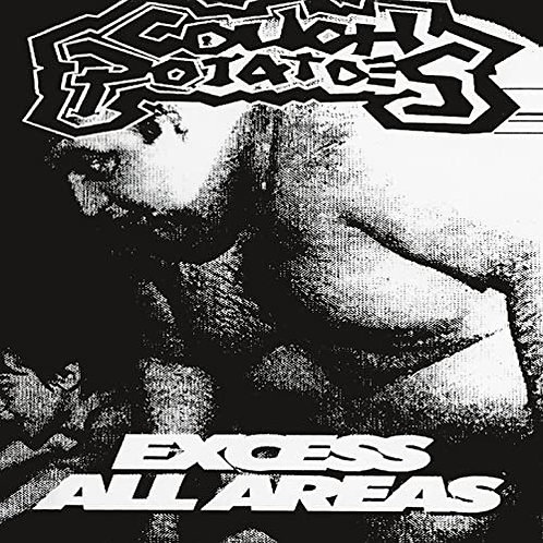 Couch Potatoes - Excess all areas CD