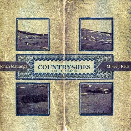 Jonah Matranga / Mikee J Reds - Countrysides split CD