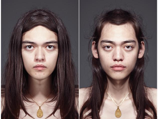 Symmetrical Portrait