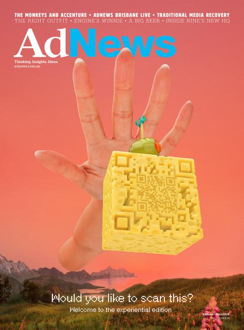 AR Ad News Cover