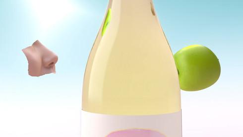 Frubix Cube Wine