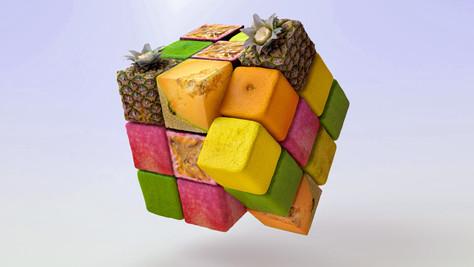 Fruitbix Cube