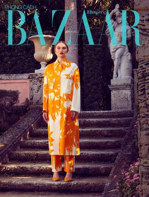 Harper's Bazaar Vietnam. Cover Story