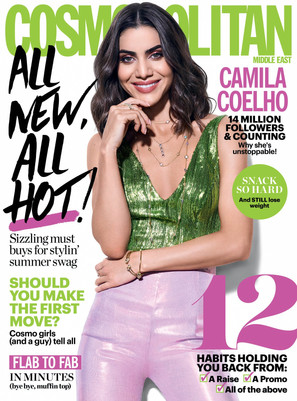 Cosmo ME. Cover story July-August 2018