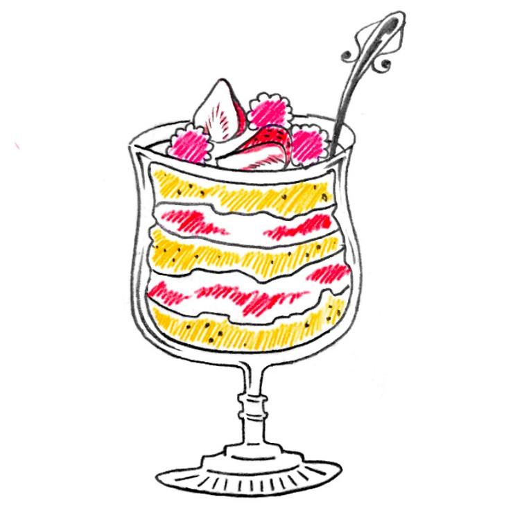 トライフル Trifle