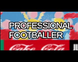 Professional Footballer