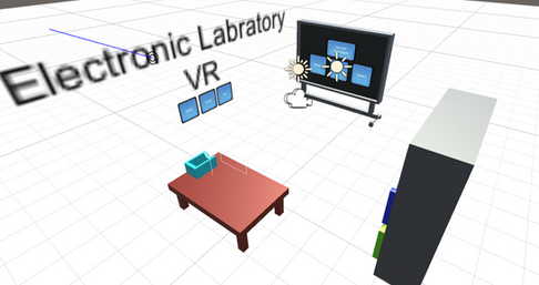 Electronic Labratory VR