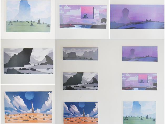 Judul Karya: Project Landscape