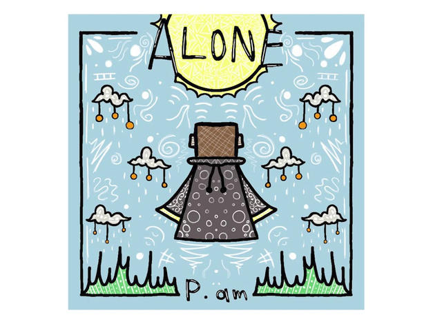 Judul Karya: Alone