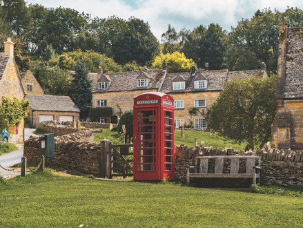 The Cotswolds, at its best, pure Britishness...