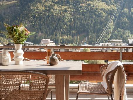 Presenting your Chamonix home