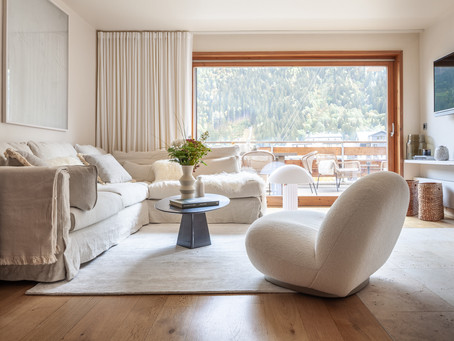 Presenting your Chamonix home