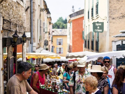 Shop like a local - Valbonne, Provence Edition