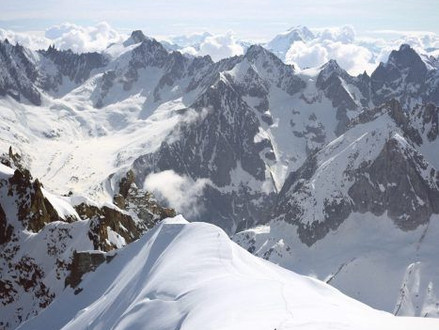 New property purchased in Chamonix