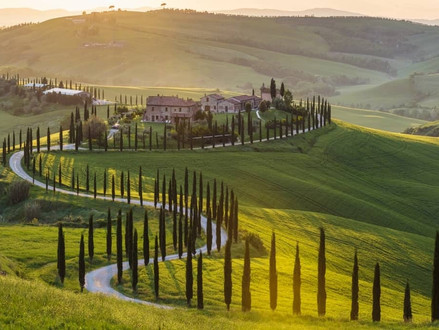 Under the Tuscan Sun - your Italian August home search begins