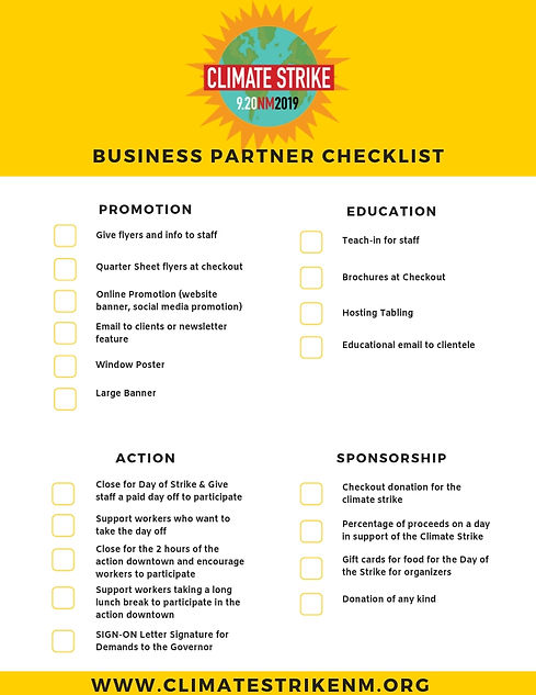 BEST QUALITY BUSINESS Partipcation Check
