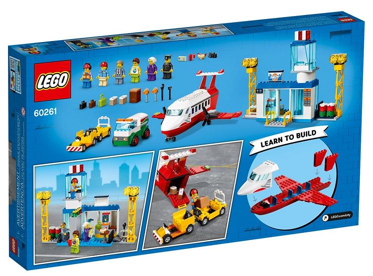lego 60261