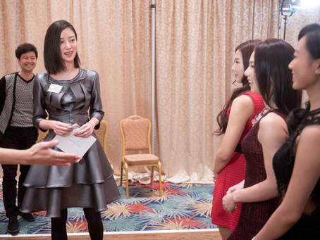 Miss Chinese Toronto Meet the Judge