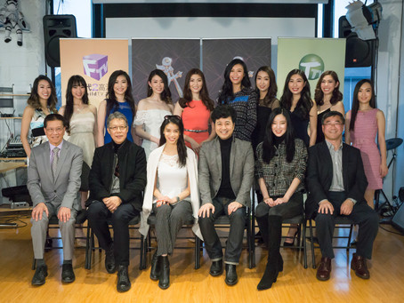 Miss Chinese Toronto Meet the Judge Today