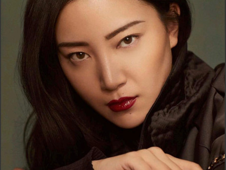 Chanel 2019 holiday makeup campaign 《至尊雜誌》