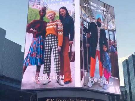 "New Nordstrom Canada ""True Nord"" Campaign"
