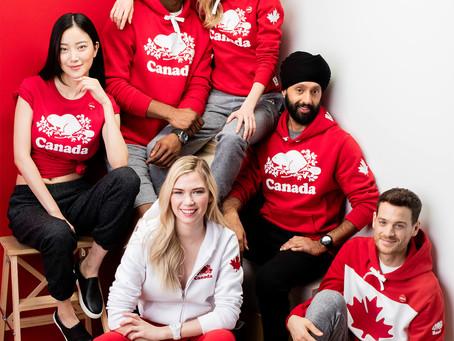 王旖溪最新代言Roots Canada 150周年Campaign