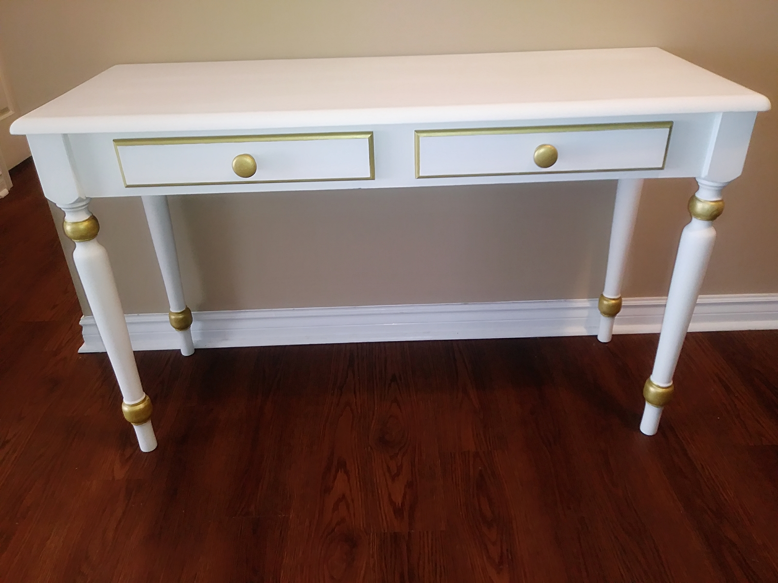 Two Drawer Table - $60.00