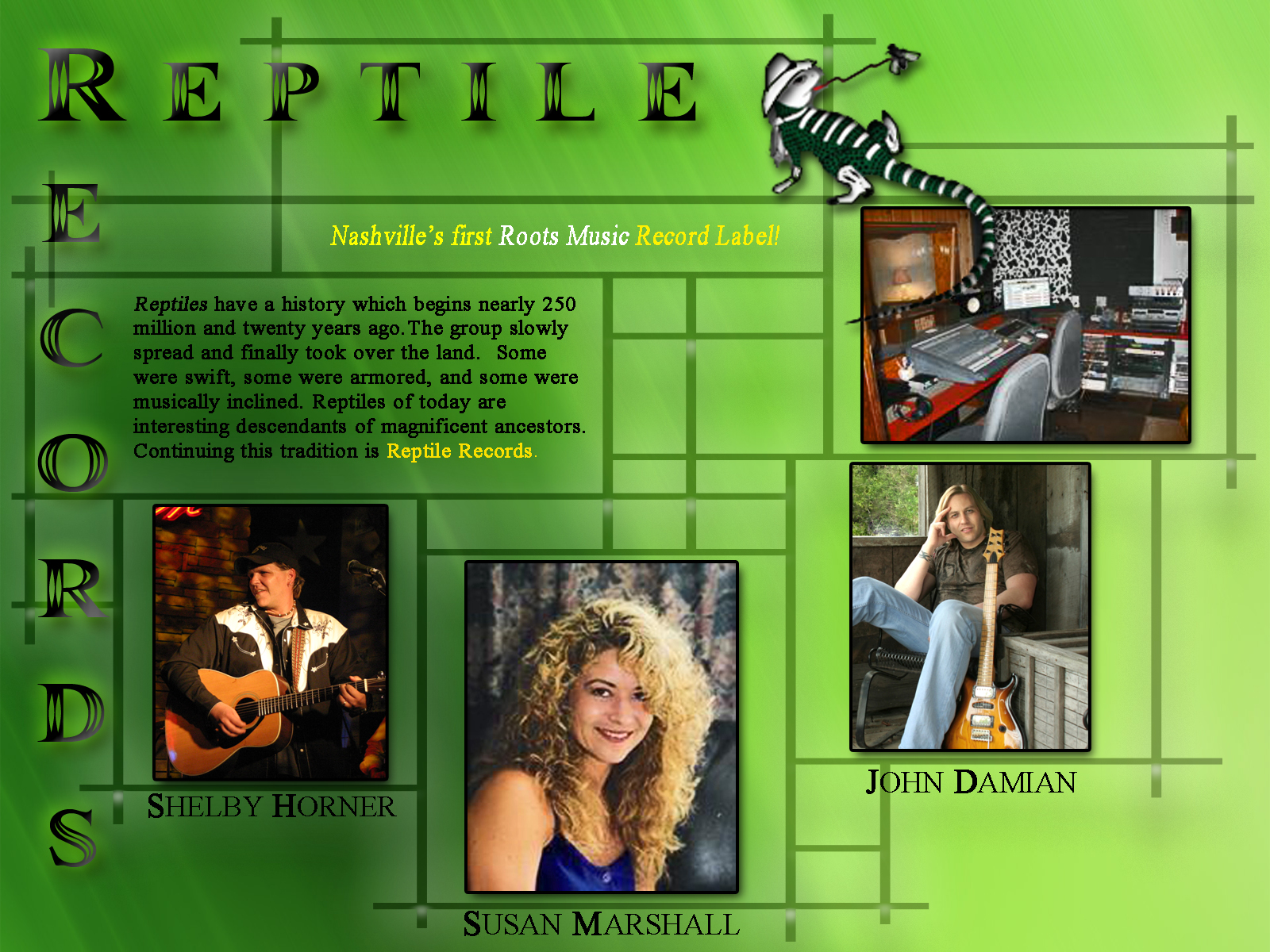 Reptile Records 2011 Web Page