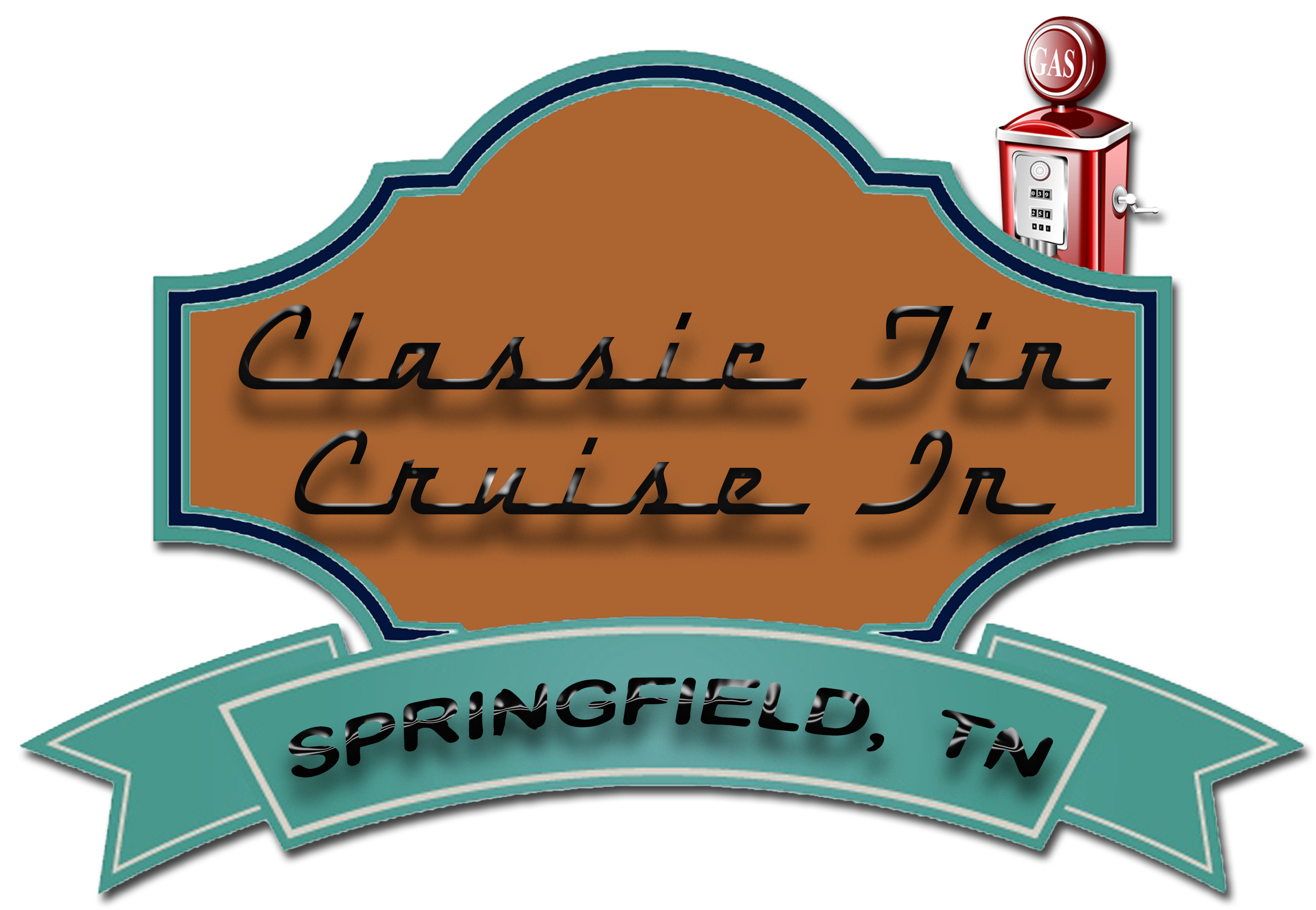 Classic Tin Cruise In logo PNG
