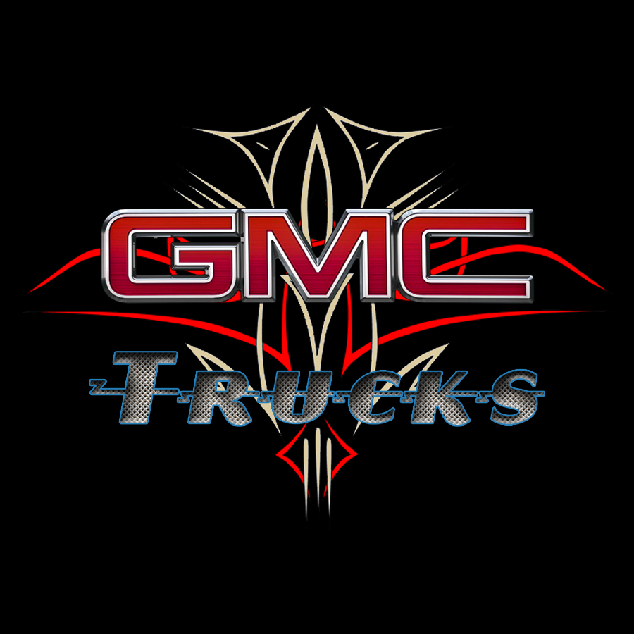 GMC truck sticker
