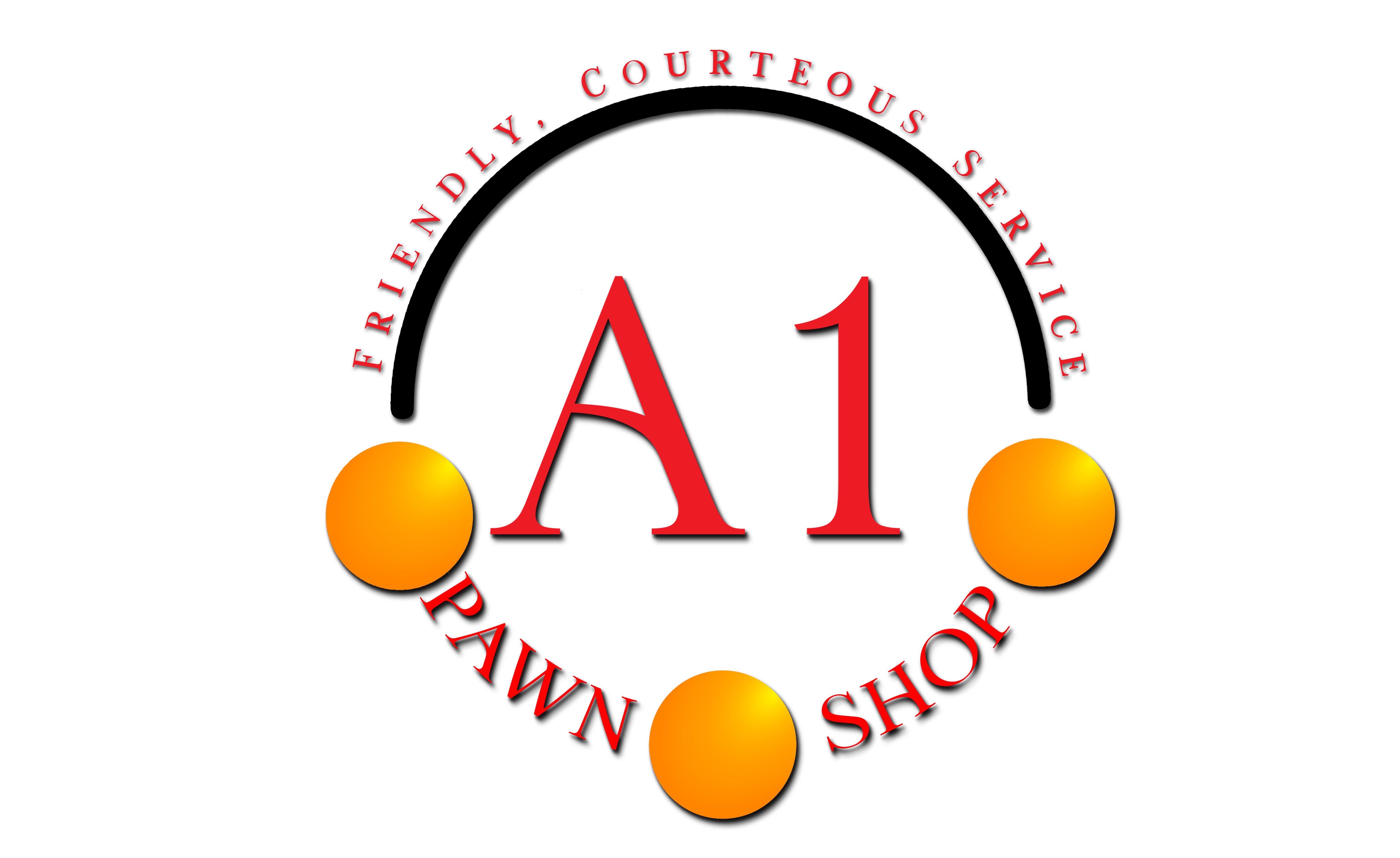 A1 Pawn Logo 2018