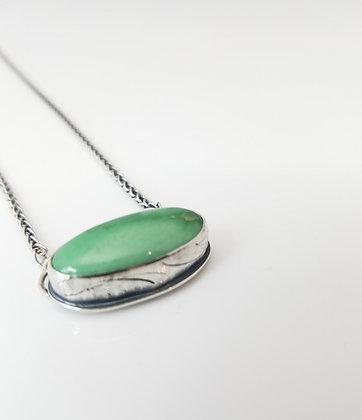 Petite Australian Variscite Necklace