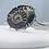 Thumbnail: Pyritized Ammonite Cuff Bracelet