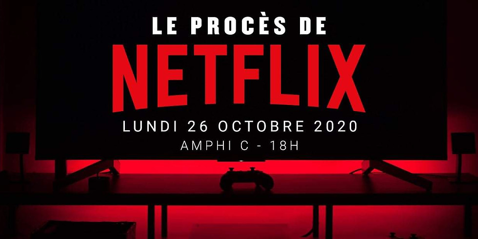 Le Procès de Netflix