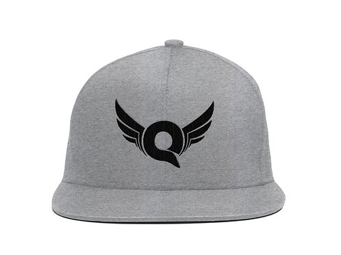 Q Logo (Heather Grey)
