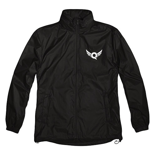 Flamingo Windbreaker (Black)