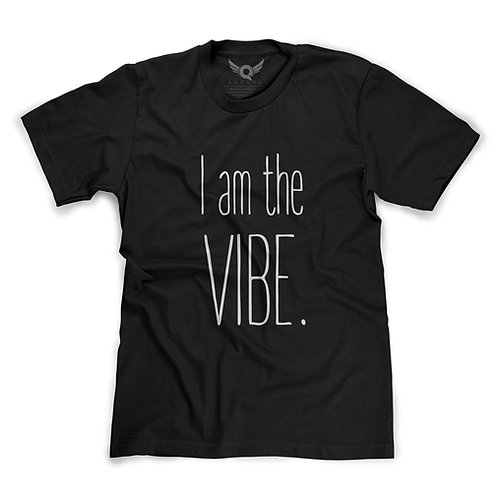 I am the Vibe (Black)