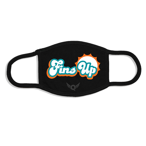 Fins Up (Black)