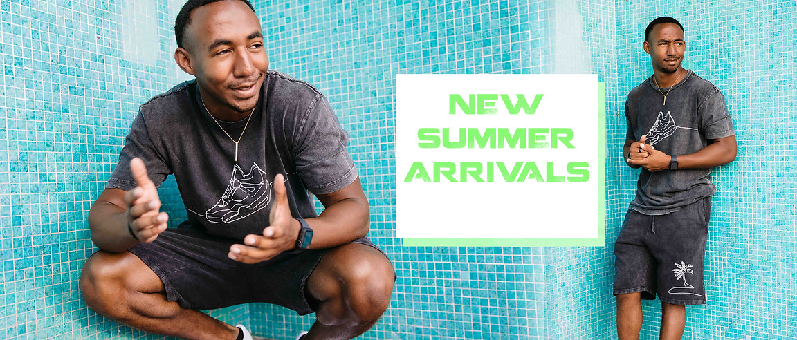 Q Apparel Summer Collection