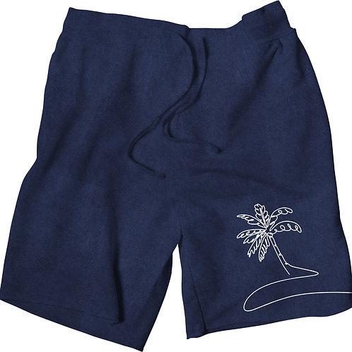 Palmetto Shorts (Blue)