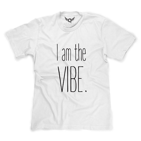 I am the Vibe (White)