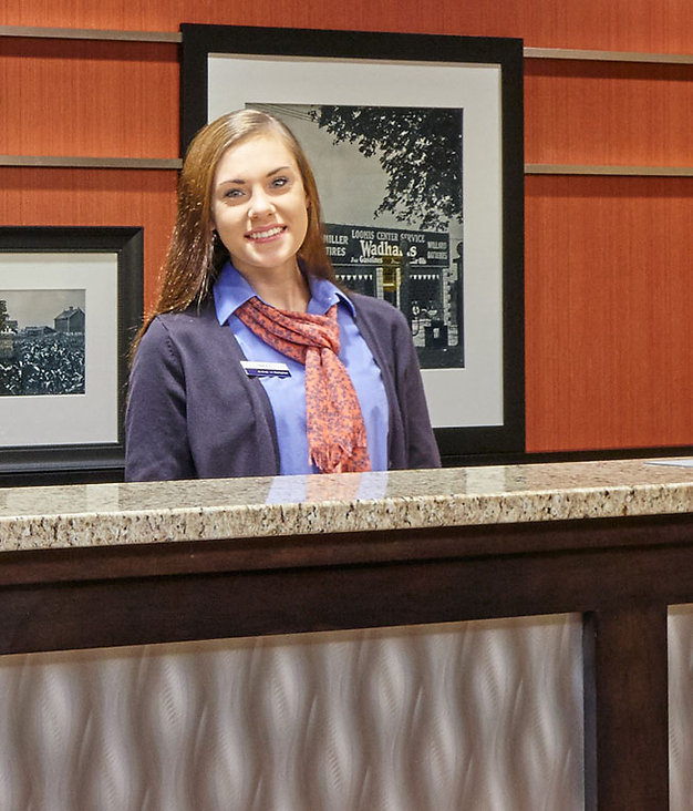 At Everest Hospitality, there's no shortage of skill, or passion, in providing our hotel owners with professional hospitality management services.