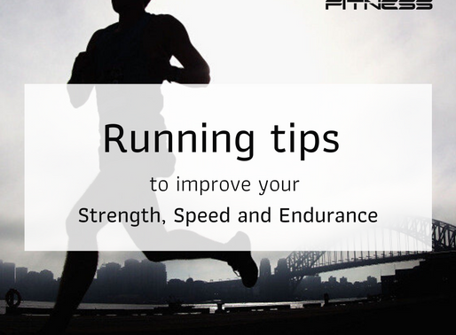 Running Tips to Improve Your Strength, Speed and Endurance