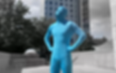 UniMarkit Blue Man
