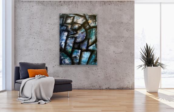 Condo Views (On Wall)