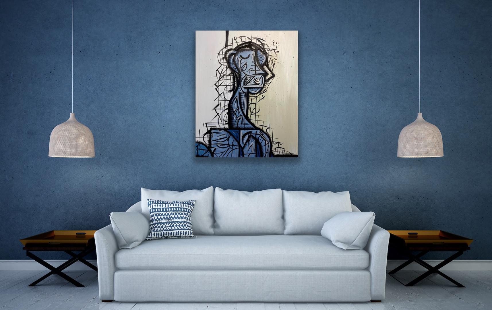 Alien Queen (On the Wall)