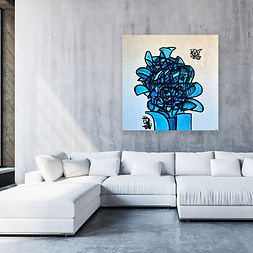Full-Bloom (On The Wall)
