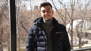 FAR Helps Syrian Refugee to Succeed in His Studies